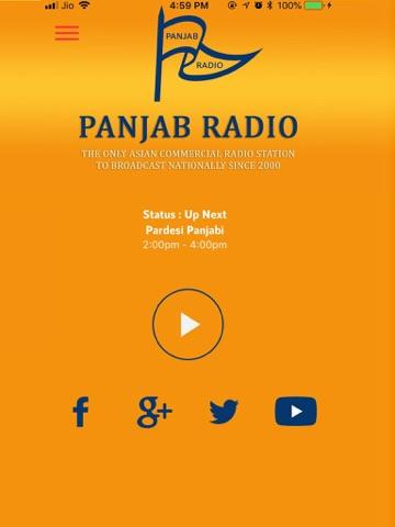 Panjab Radio - náhled