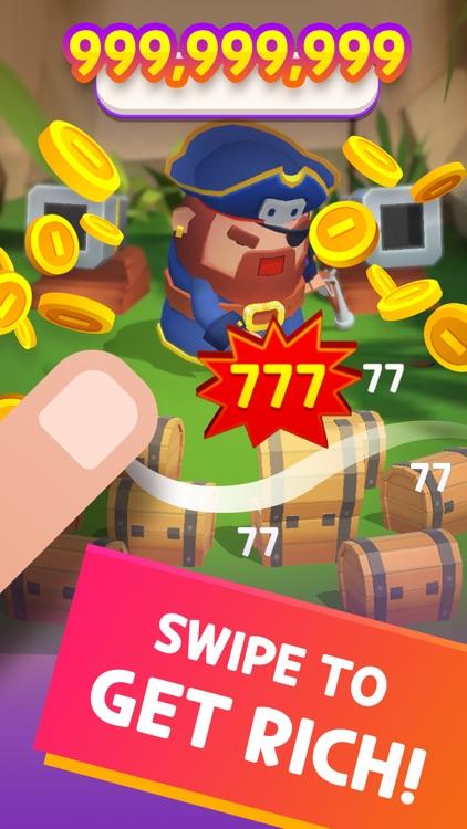 Pirate Inc - Idle Clicker screenshot-3