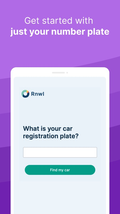 Rnwl - MOT, tax, car insurance screenshot-4