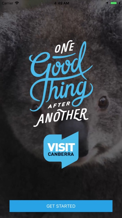Visit Canberra