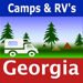 Georgia – Camping & RV spots