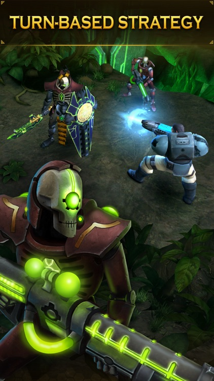 Warhammer 40,000: Space Wolf screenshot-6