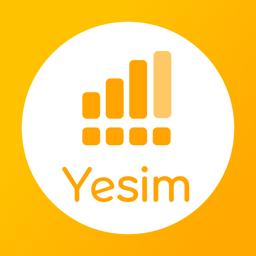 Ícone do app eSIM Mobile Data by YESIM