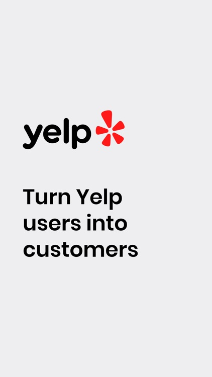 Yelp for Business screenshot-0