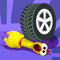 App Icon for Wheel Smash App in United States IOS App Store