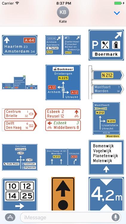 Verkeersborden screenshot-4