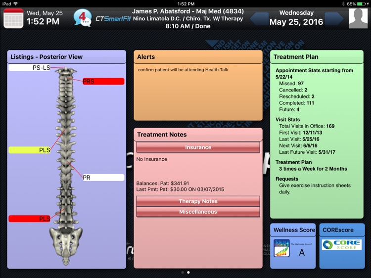 CT Provider Mobile 7.1 screenshot-3