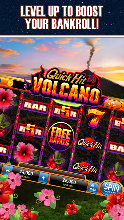 Quick Hit Casino Slots Games screenshot-3