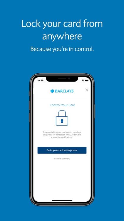 Barclays US Credit Cards screenshot-7