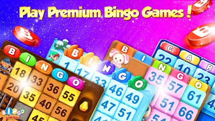 Bingo Bash: Bingo & Slots screenshot-0