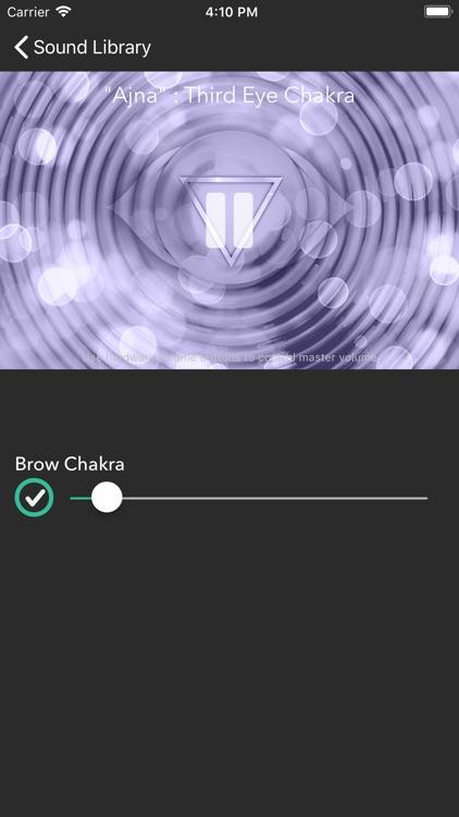 Chakra Balance Meditations screenshot-3