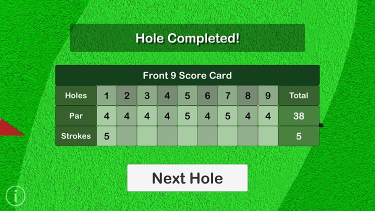 Pro Golf Challenge screenshot-4