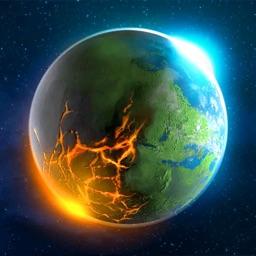 Planet explosion simulator