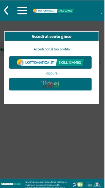 Lottomatica Skill Games