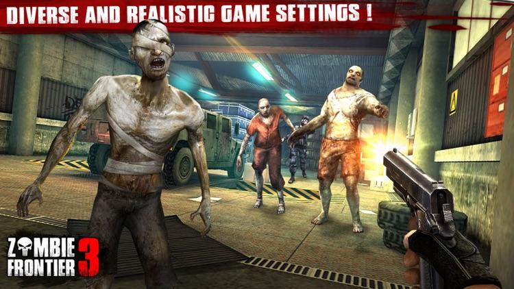 Zombie Frontier 3: Sniper FPS screenshot-5