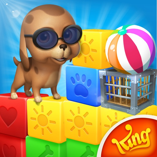 pet rescue saga app revisi u00f3n - games