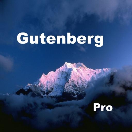 Gutenberg Book Reader