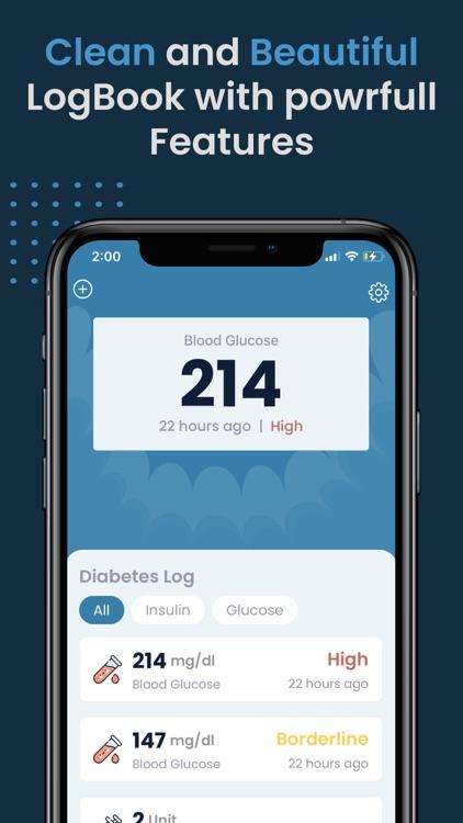 Diabetes Tracker Log: Diabetly