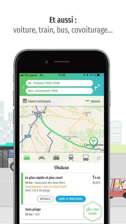 Mappy – Plan, Itinéraire, GPS screenshot-3