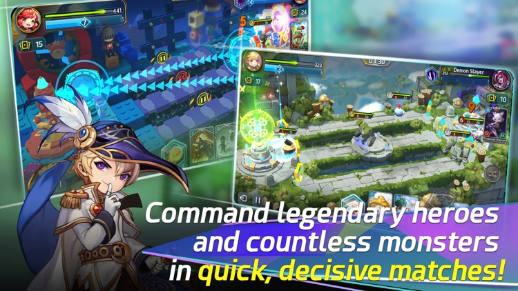 MapleStory Blitz screenshot-3