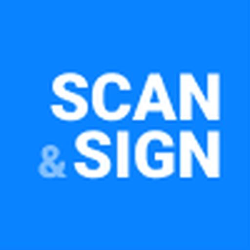 Scan and Sign - Scanner app