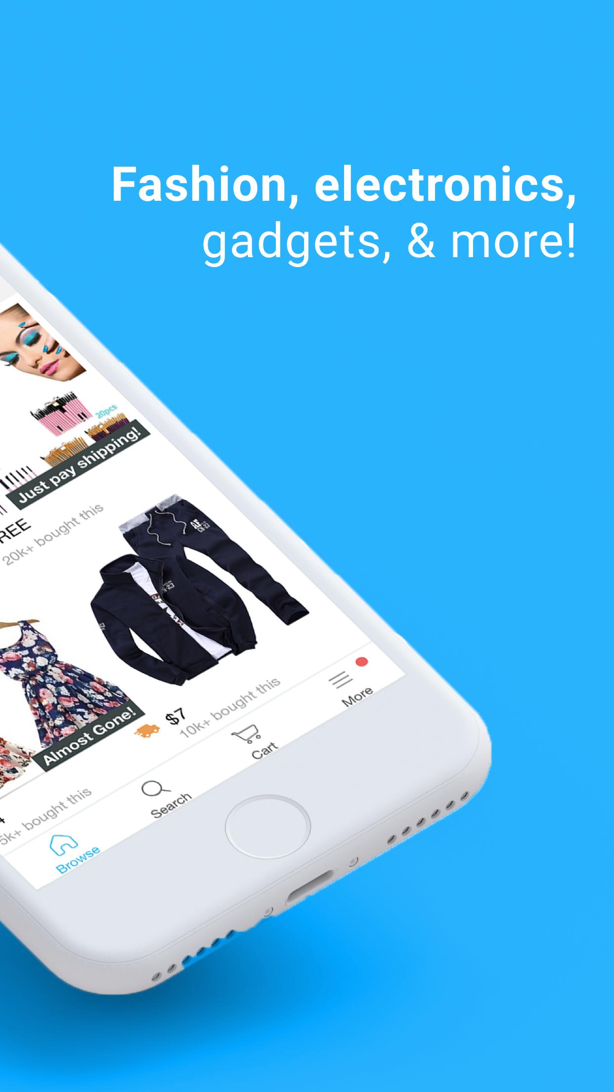 Wish - Shopping Made Fun Screenshot
