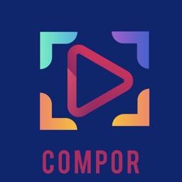 Compor- Reduce Media Size