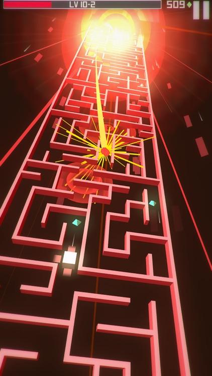 Hyper Maze Arcade screenshot-4