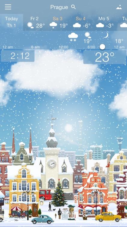 YoWindow Weather screenshot-3