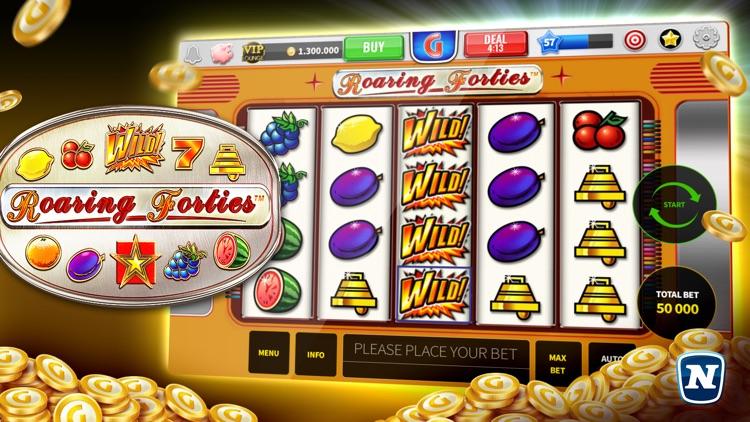 Gaminator 777 - Casino & Slots screenshot-3