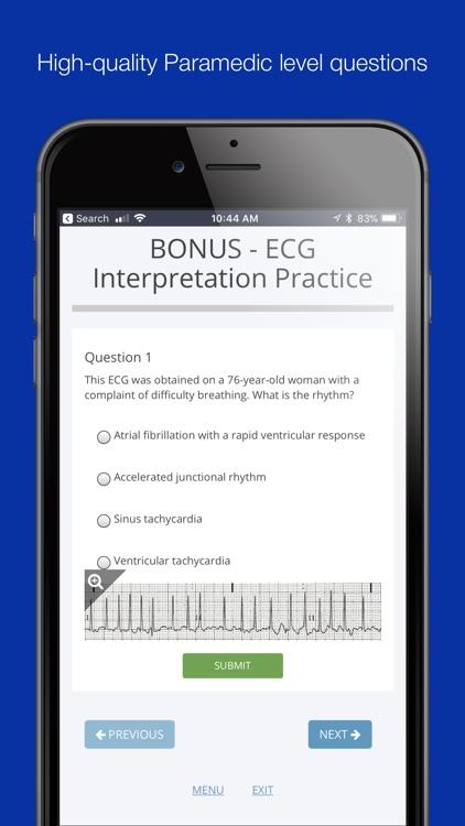 Paramedic Review Plus screenshot-5