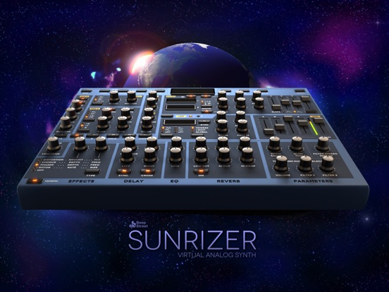 Sunrizer synth Screenshots