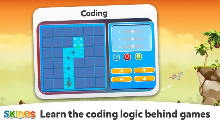 Cool Math Games: Kids Racing screenshot-6
