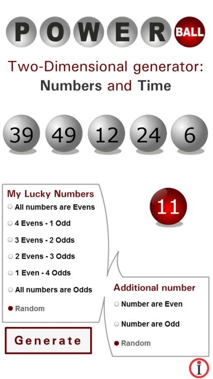 Lotto Winner for Powerball screenshot-3