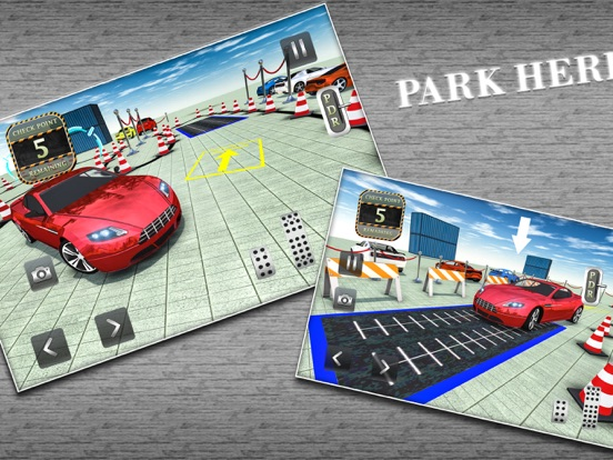 Drive & Educate Parking Game-ipad-1
