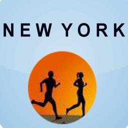 Marathon Map for New York
