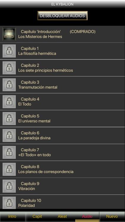 Kybalión screenshot-4
