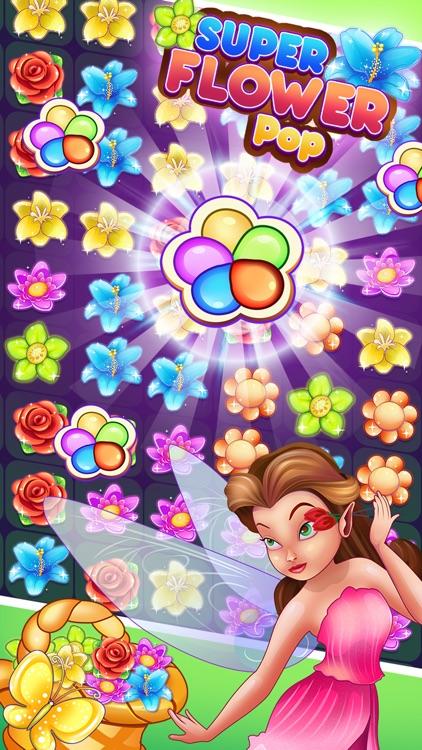 Super Flower Pop screenshot-3