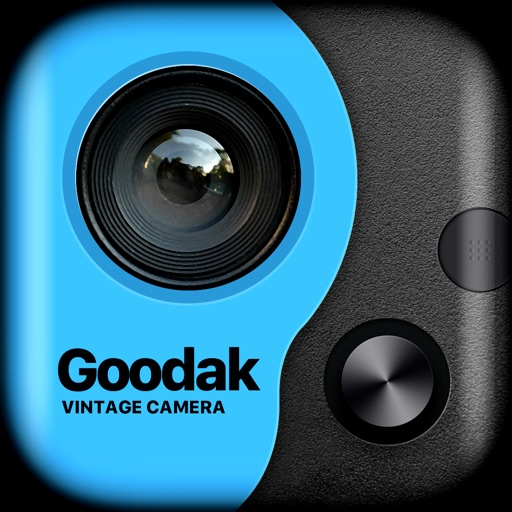 Goodak Edit - Photo Editor Cam iOS App