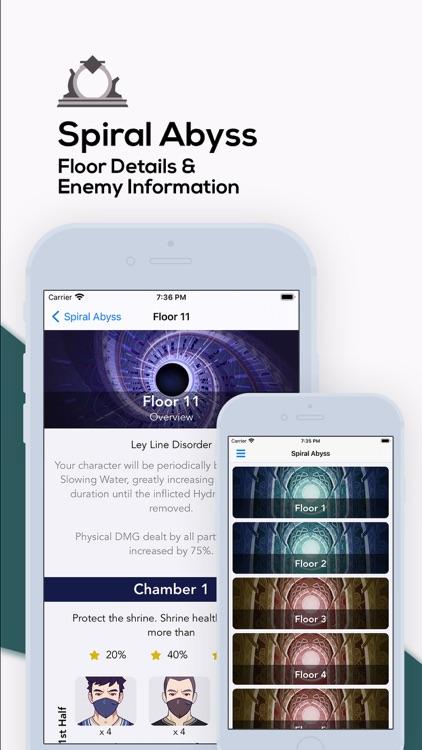 Genshin Impact Pocket Helper screenshot-4