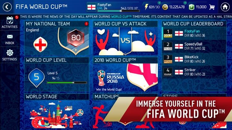 FIFA Soccer: FIFA World Cup™ screenshot-0