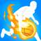 App Icon for Dribble Hoops App in Russian Federation IOS App Store