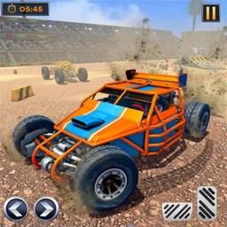 Dune Buggy Car Crash Stunts