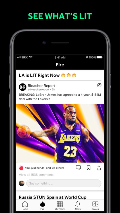 Bleacher Report: Sports News