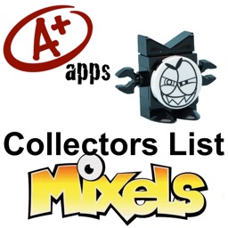 Collectors List - for Mixels