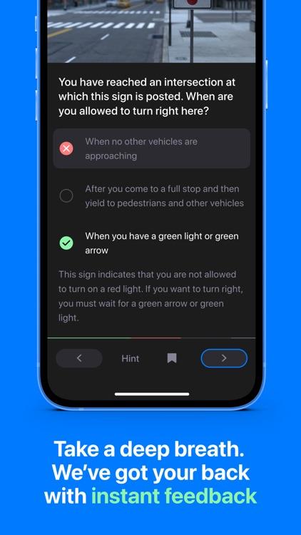 DMV Practice Test Genie screenshot-3