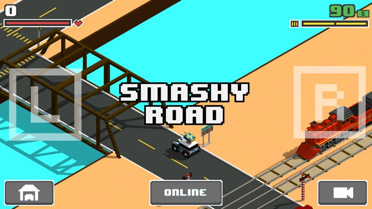 Smashy Road: Arena screenshot-1