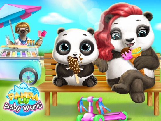 Panda Lu Baby Bear World screenshot 9