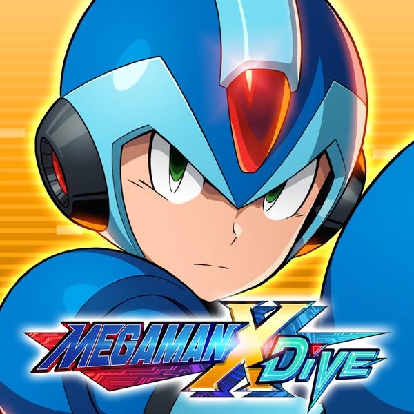 MEGA MAN X DiVE - MOBILE