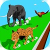 Animal Transform:Epic Race 3D